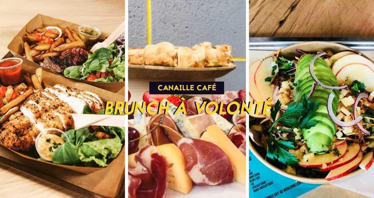Vitamine au Canaille Café : brunch à volonté à la sauce nantaise !