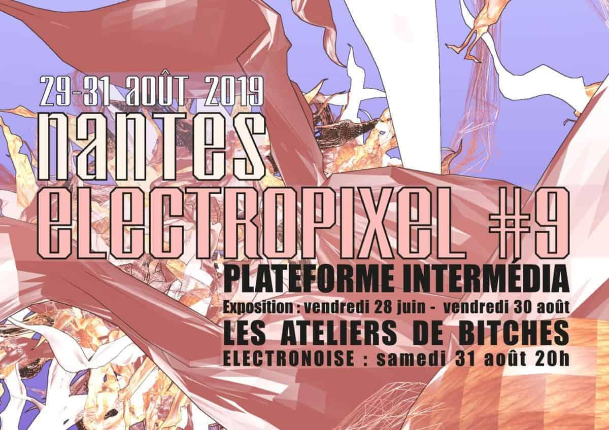 electropixel festival nantes