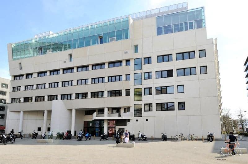 BU de la Faculte de Sciences Pharmaceutique et Biologiques