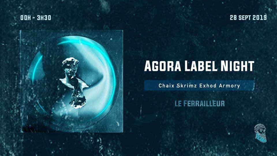agora label night ferrailleur