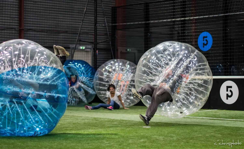 bubble foot nantes top sports insolites