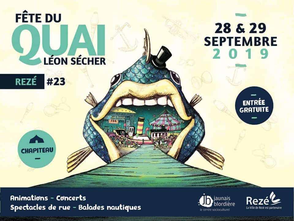 fete du quai leon secher 2019 reze centre socioculturel jaunais blordiere