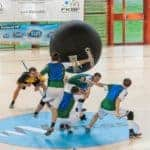 kin ball top sports insolites nantes