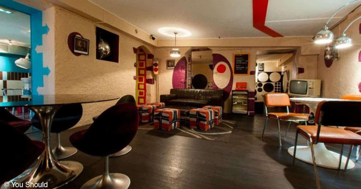 la maison cafe vintage nantes