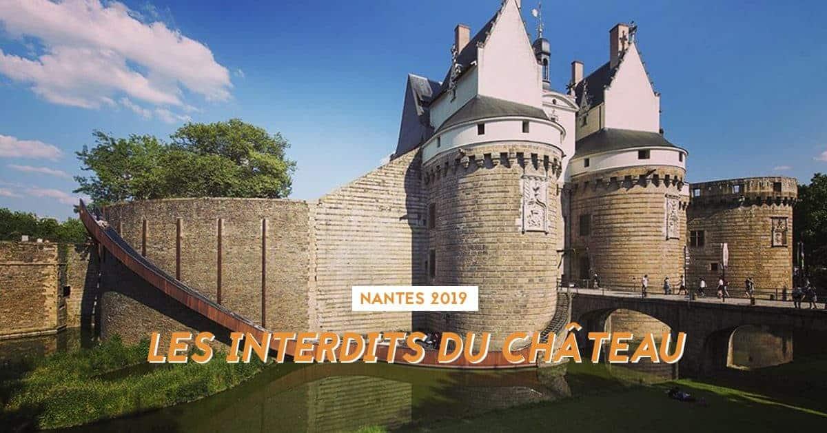 les interdits du chateau des ducs 2019