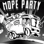 mope party macadam