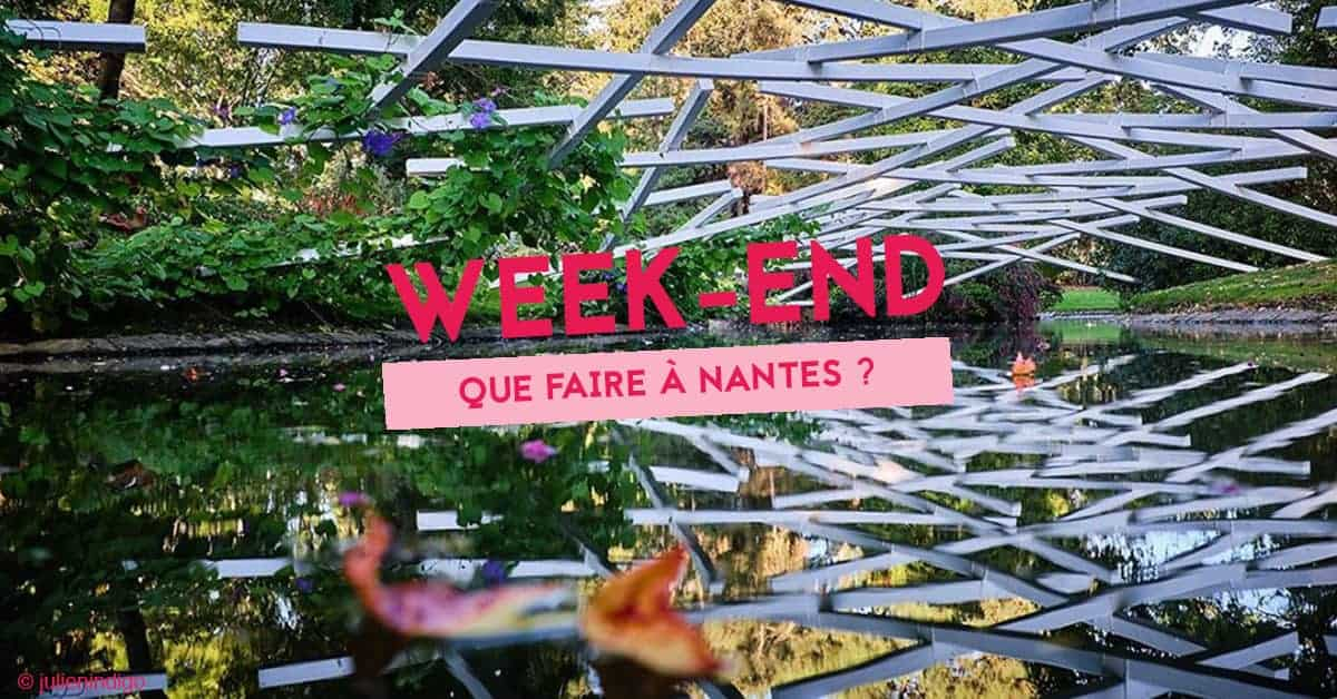 que faire a nantes ce week-end du 20, 21 et 22 septembre 2019