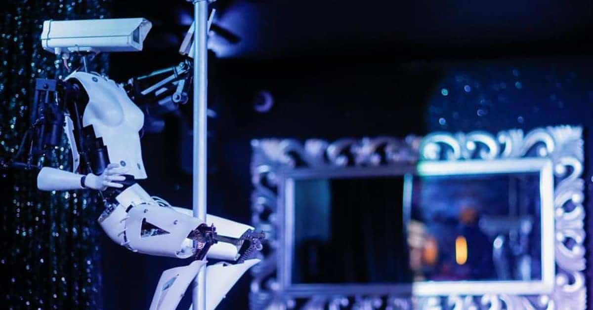 robots sexy sc club nantes 1