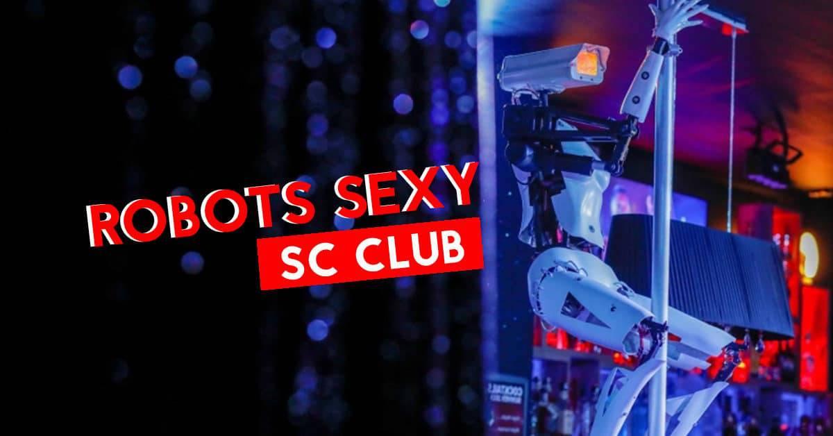 robots sexy sc club nantes