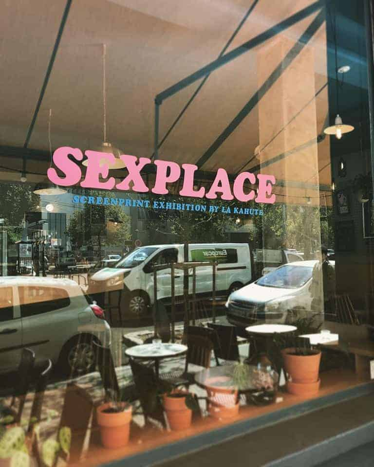 safe place sexyplace exposition