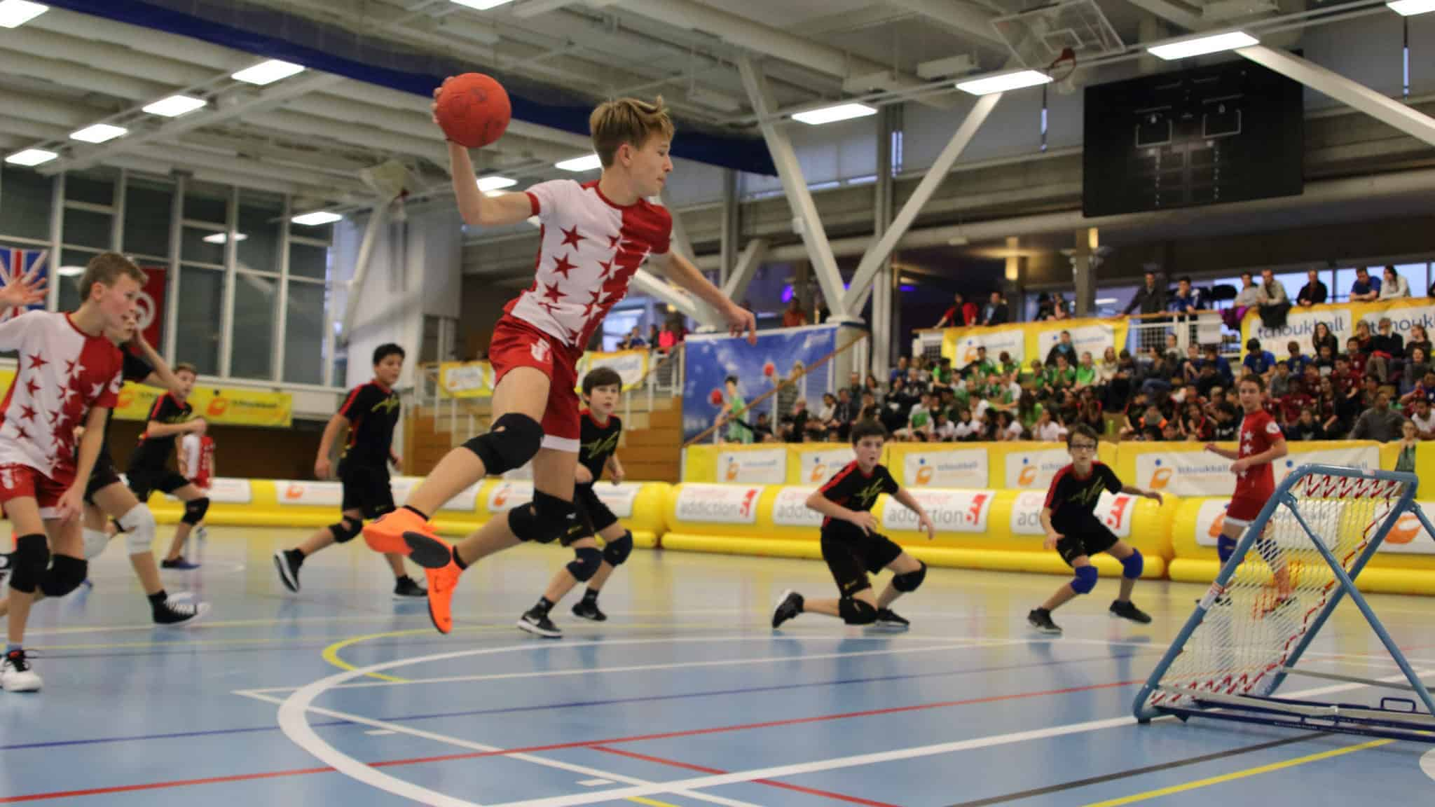 tchoukball sports insolites top