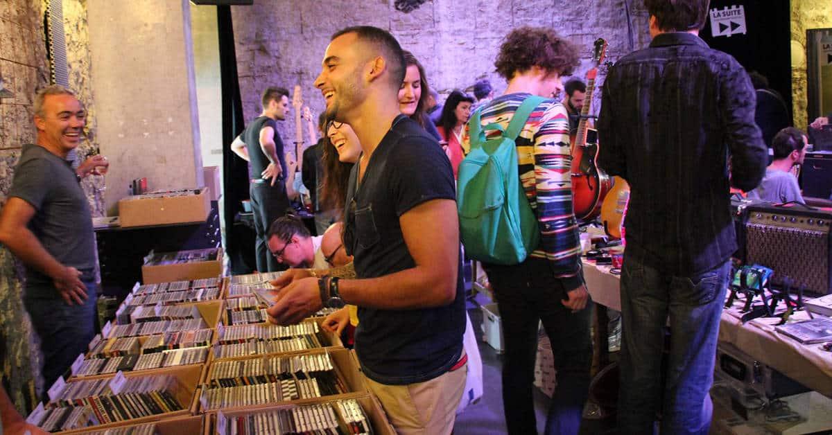 vide grenier musical 2019 trempolino