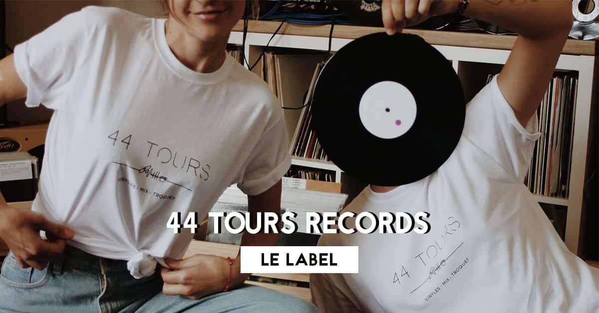 44 tours records le label trempolino nantes