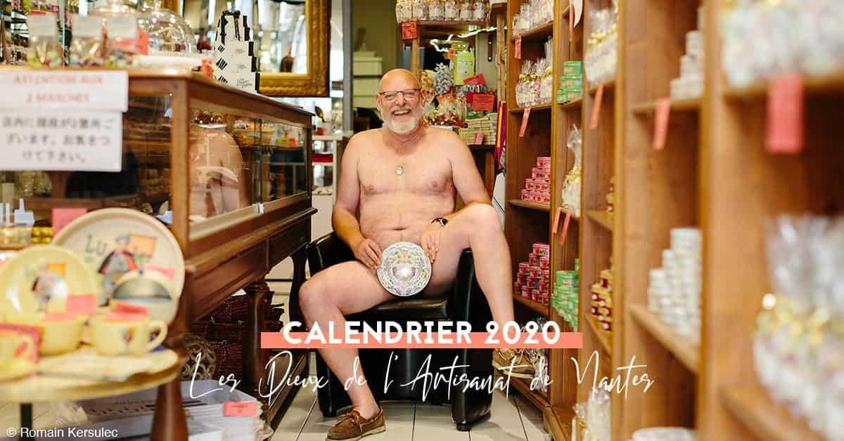 calendrier 2020 lartisanat de nantes artivisor