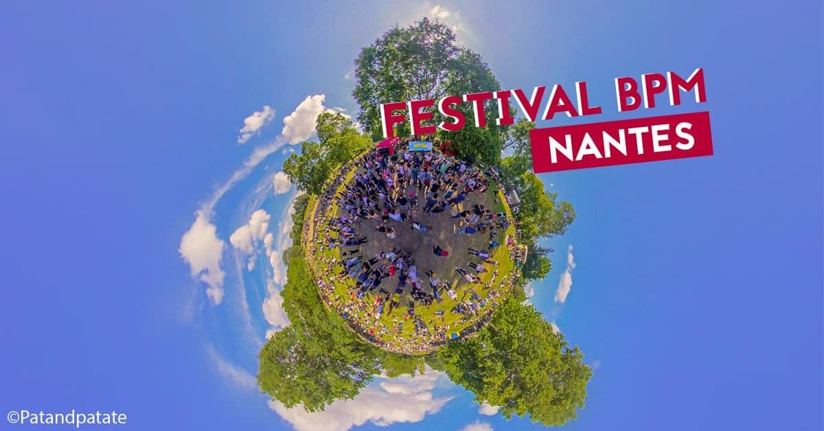 festival bpm nantes 2020 parc de la roche