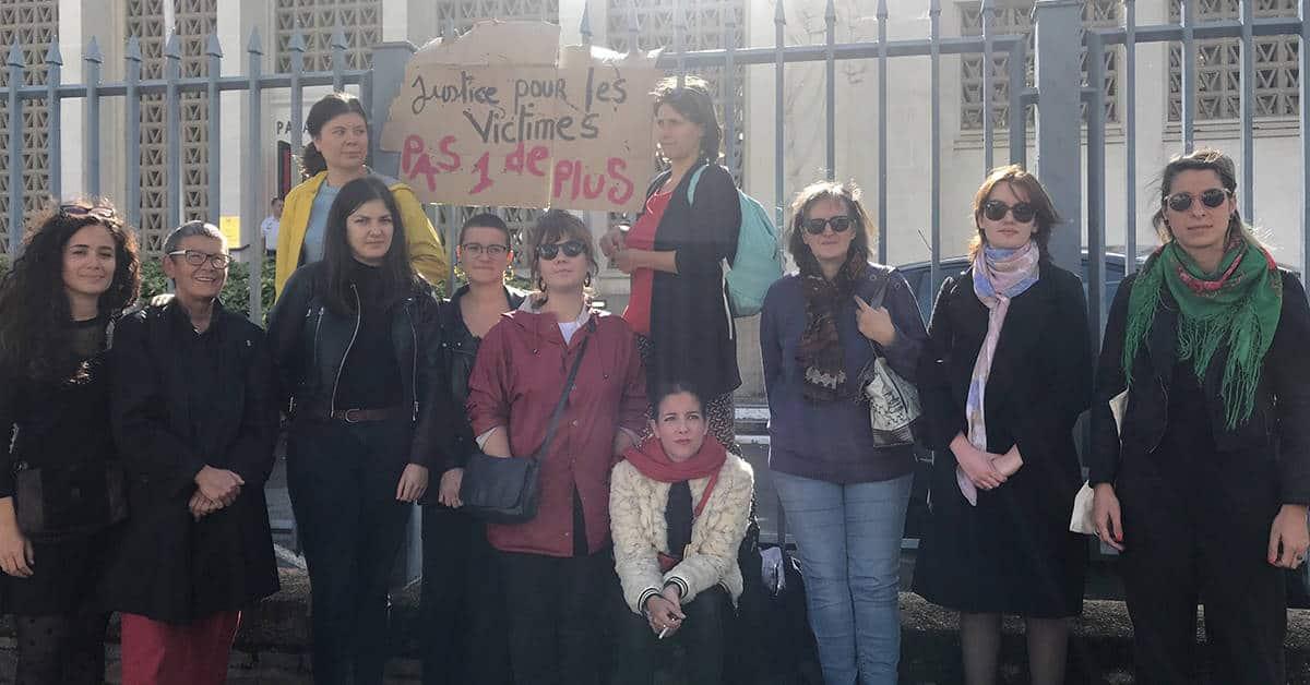 violences conjugales mouvement feministe guerrieres de louest nantes 1