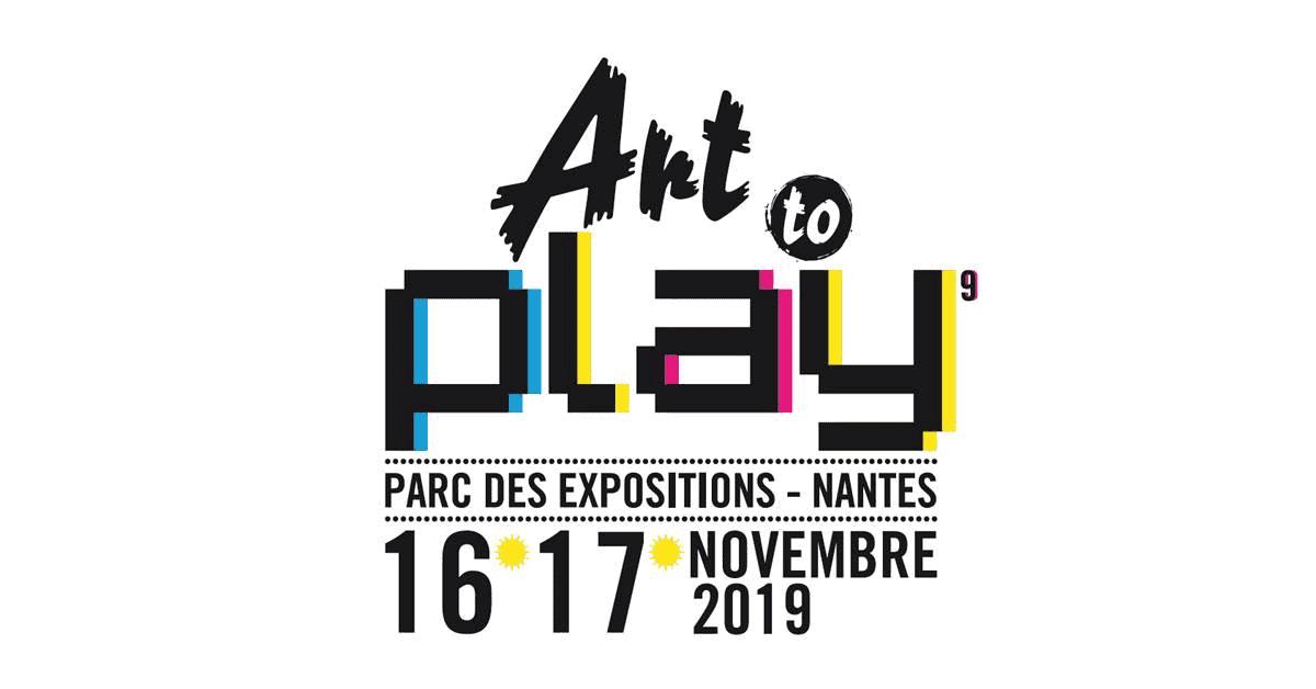 Art to play 2019 parc des expositions nantes