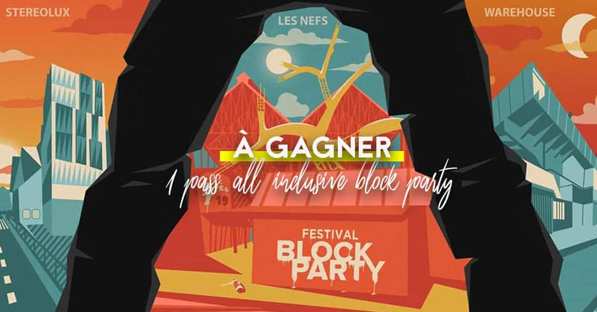 all block party