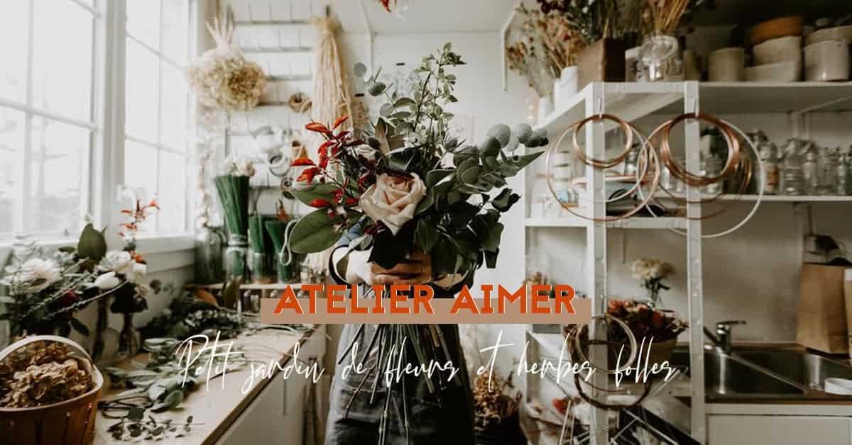 atelier aimer nantes fleurs
