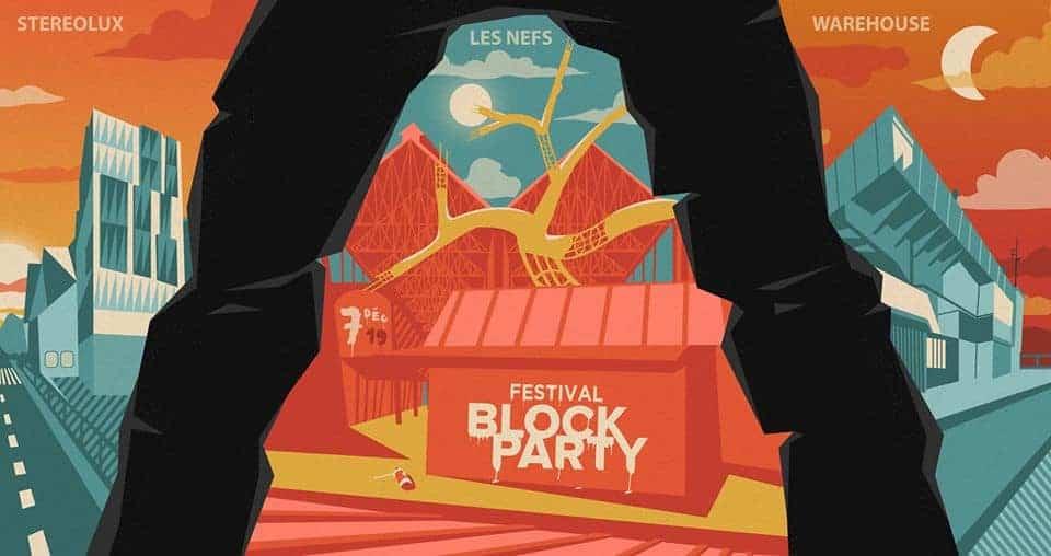 Block Party 2019 : Bon Entendeur, Mr Oizo et Youv Dee débarquent à Nantes !