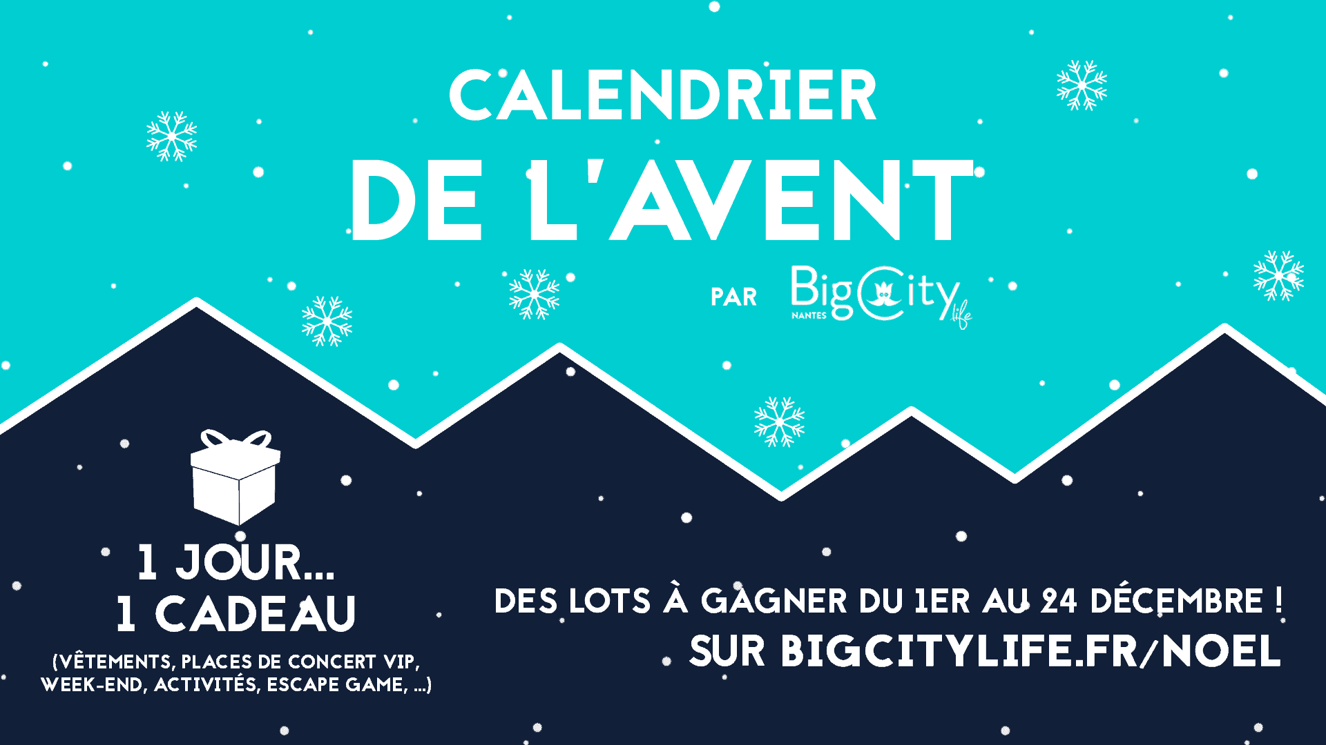 calendrier de lavent noel 2019