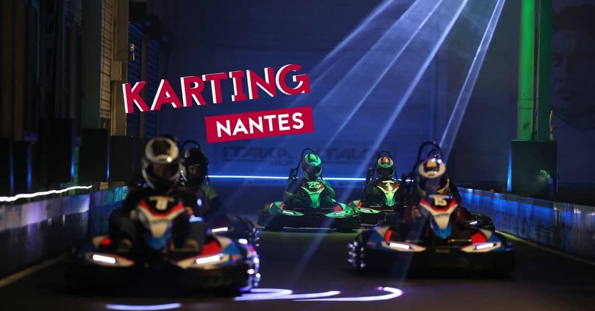game of karts karting nantes en mode mario kart 1