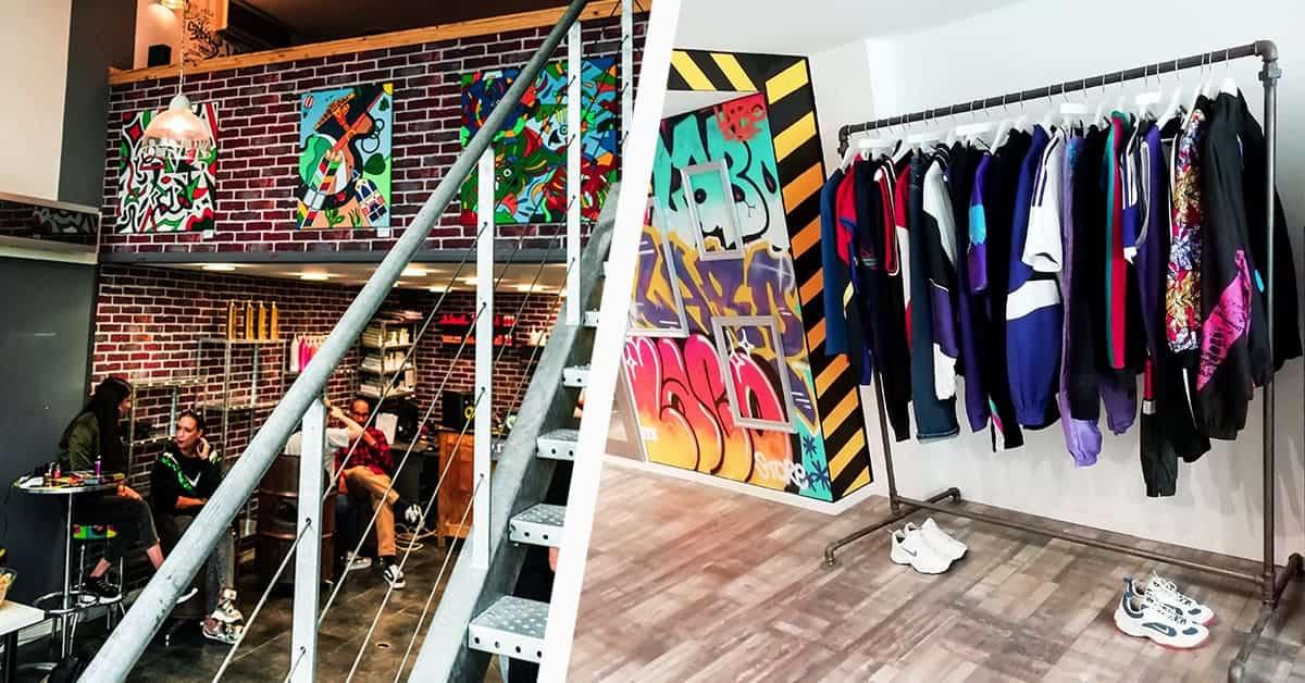 labo store nantes streewear