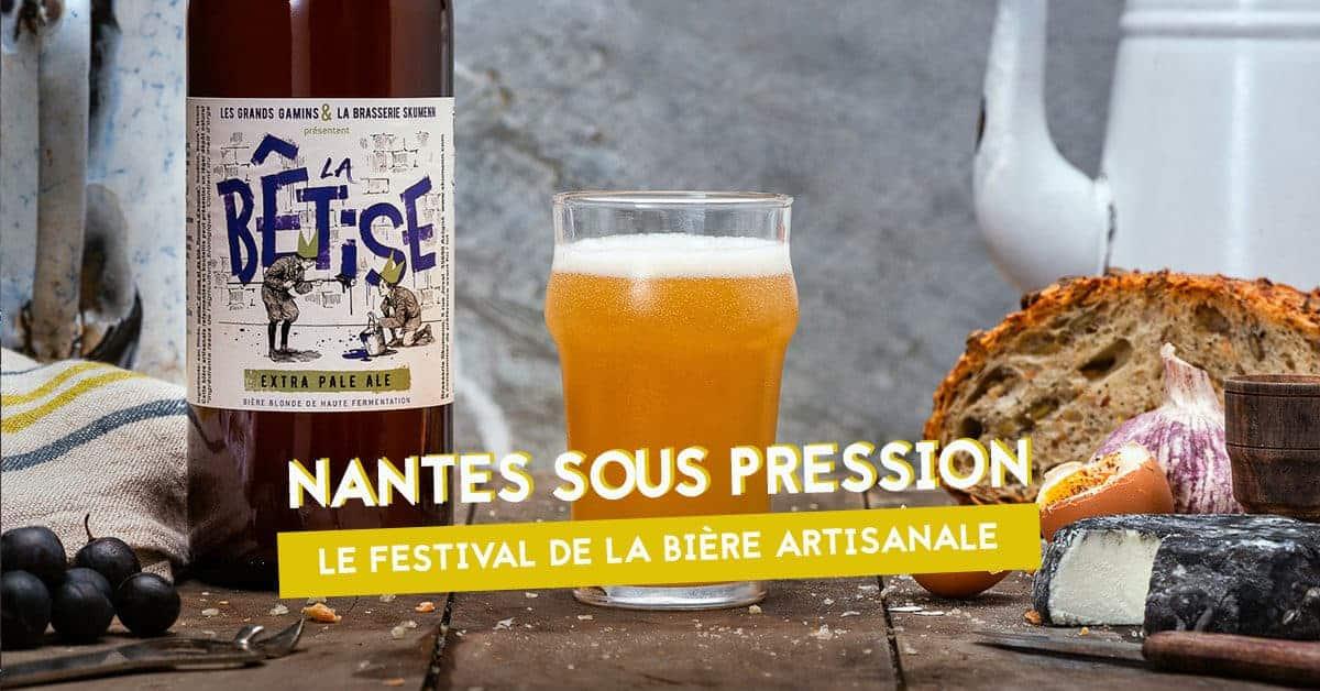 nantes sous pression festival de la biere artisanale 2019 solilab