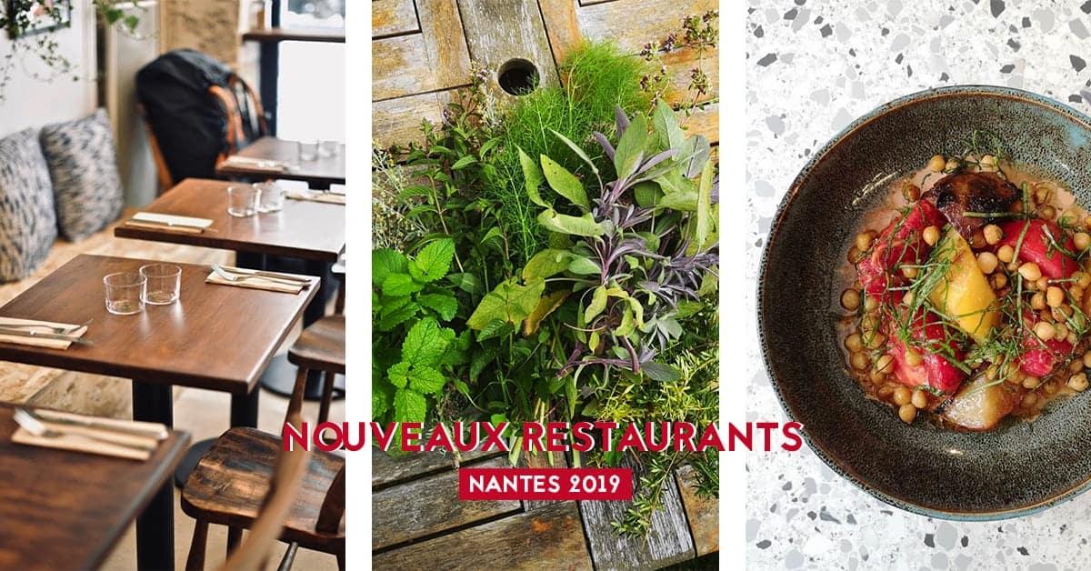 nouveaux restaurants nantes 2019