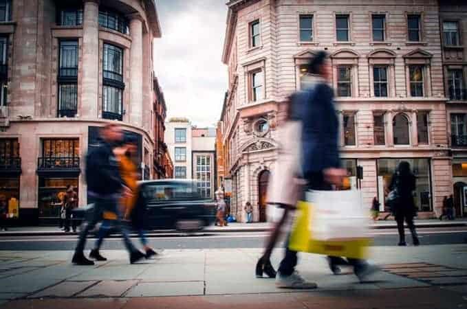 shopping-centre-ville-nantes confinement commerces de proximite 2020