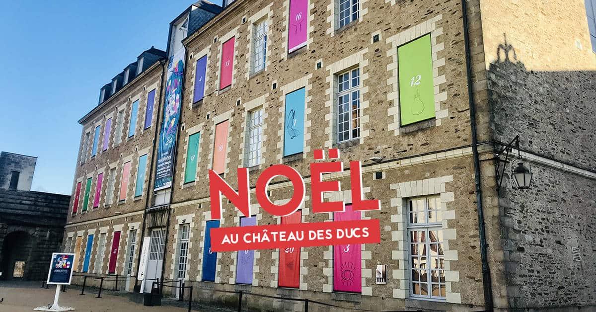 chateau des ducs de bretagne nantes calendrier avent 2019 amelie patin 1
