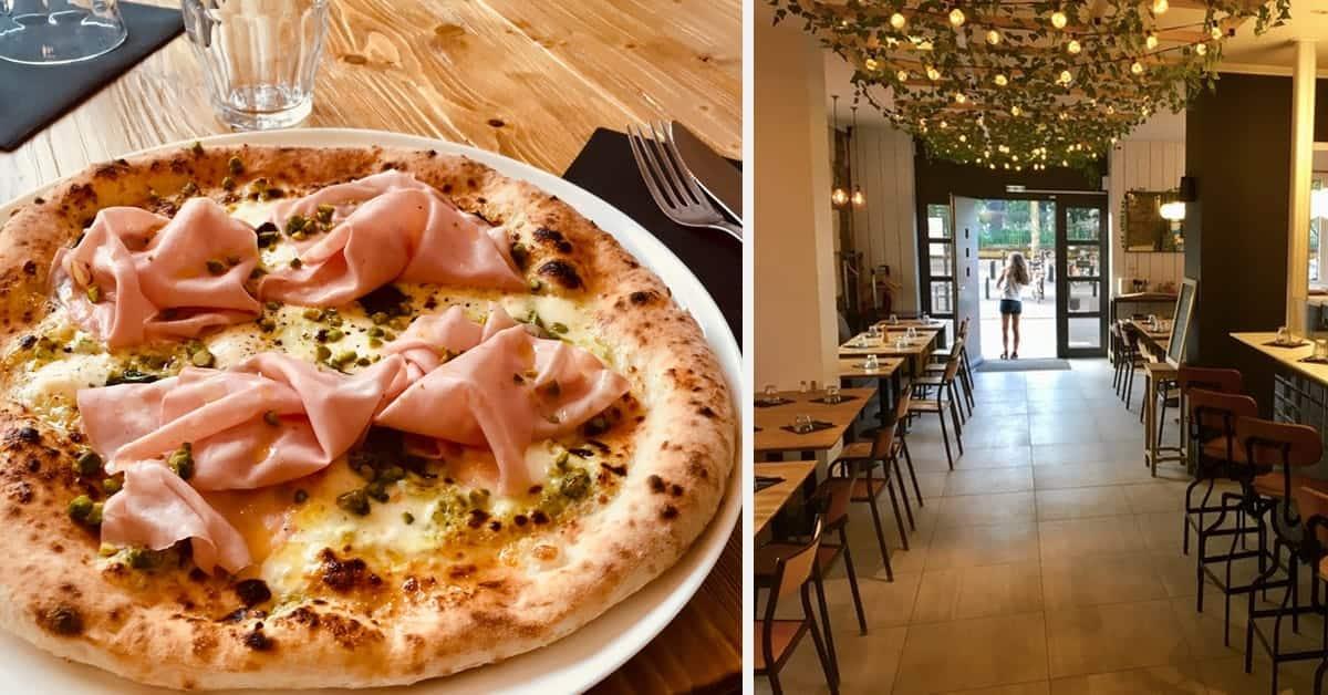 neopolitan nantes italie pizza