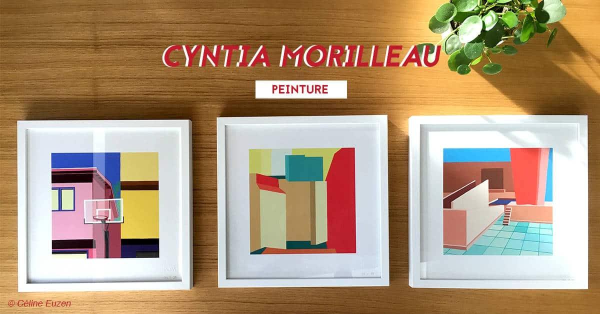 peintures de cyntia morilleau