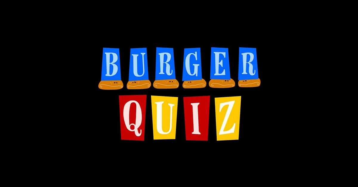 burger quizz 3
