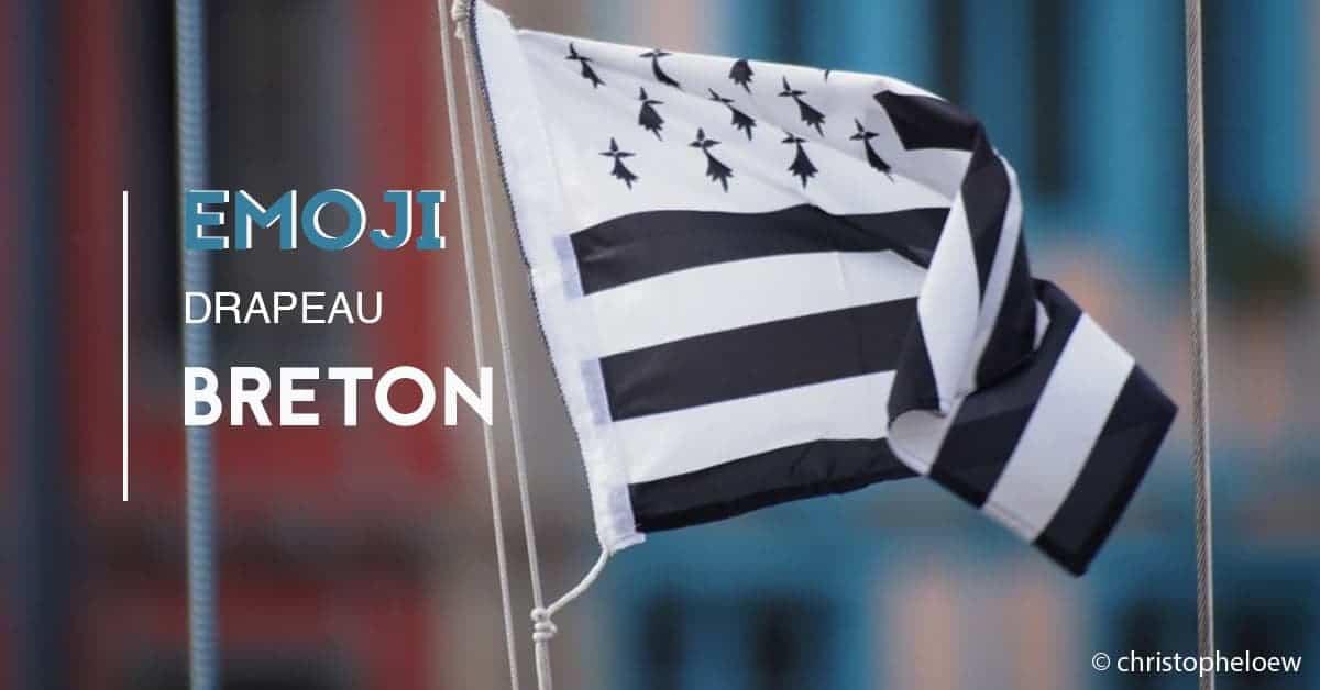 emojibzh drapeau breton twitter
