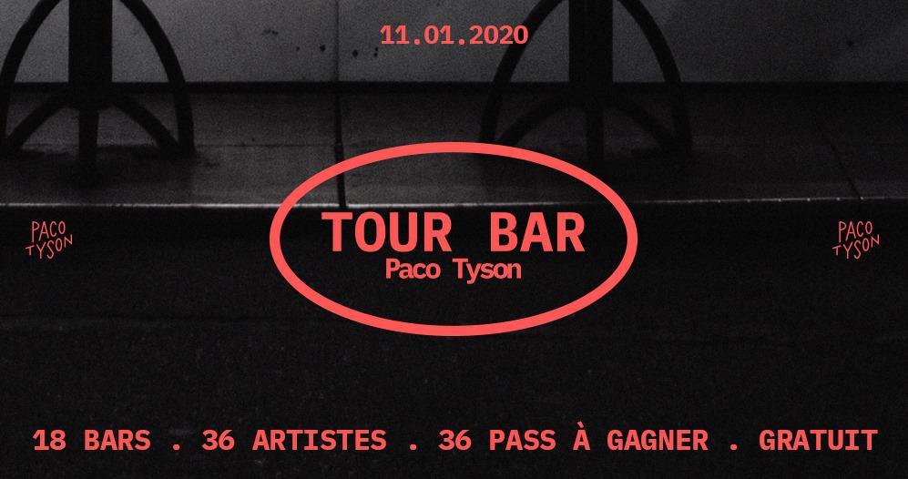 festival paco tyson paco tour bar 2020