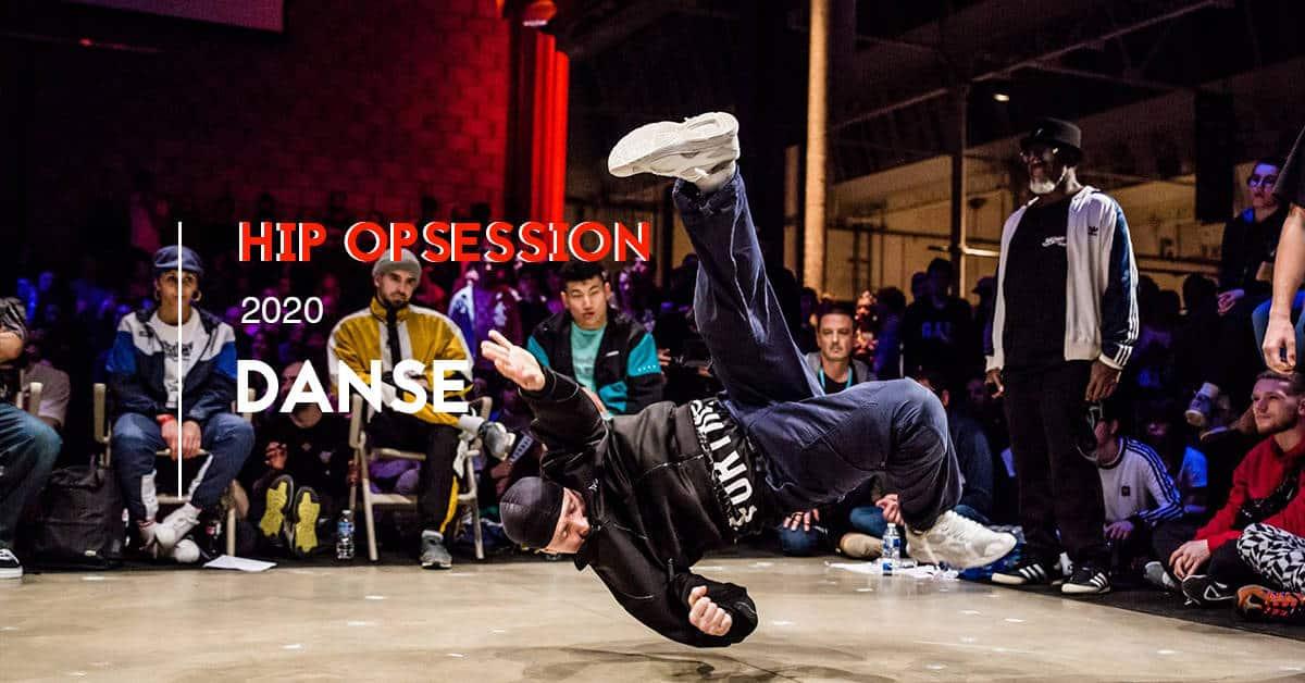 hip opsession danse 2020 battle