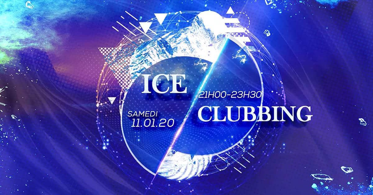ice clubbing patinoire du petit port