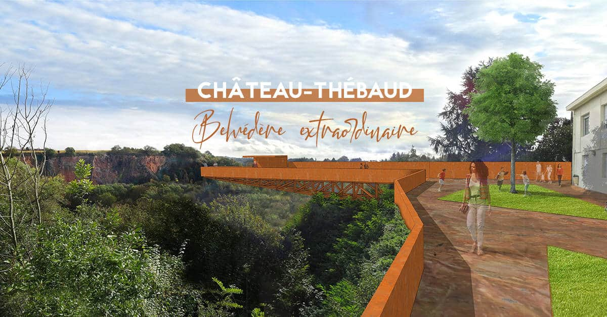 belvedere chateau thebaud 2020