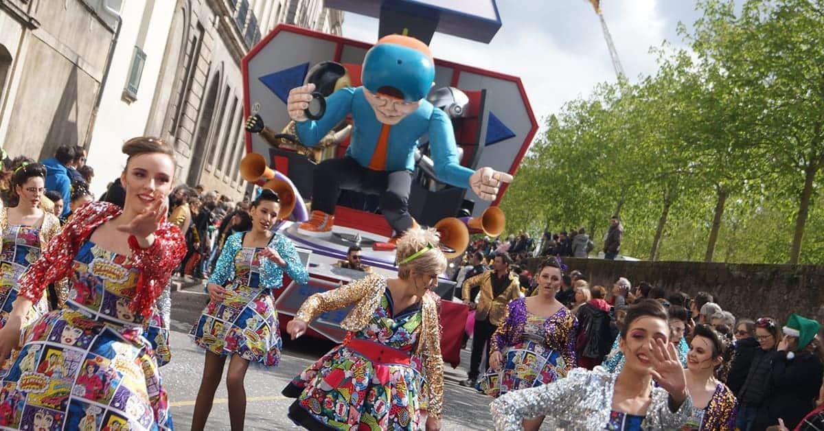 carnaval de jour nantes 2020
