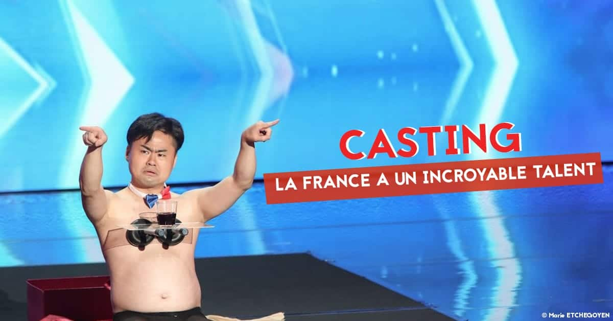 casting incroyable talent nantes