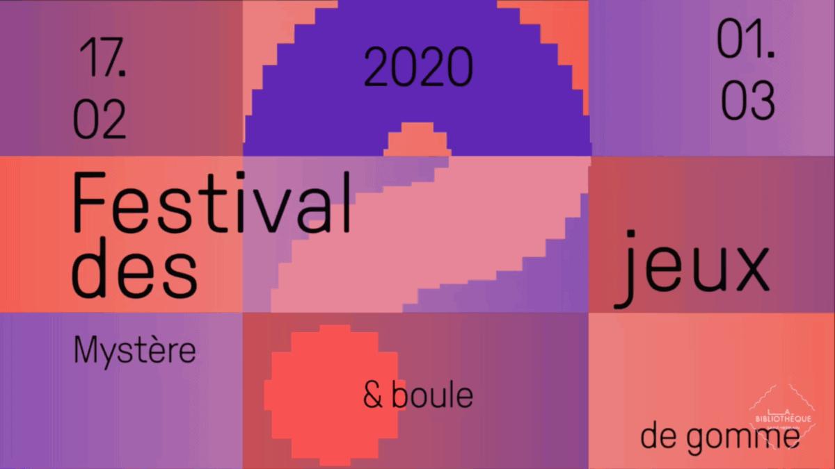 Le Festival de tous les jeux !