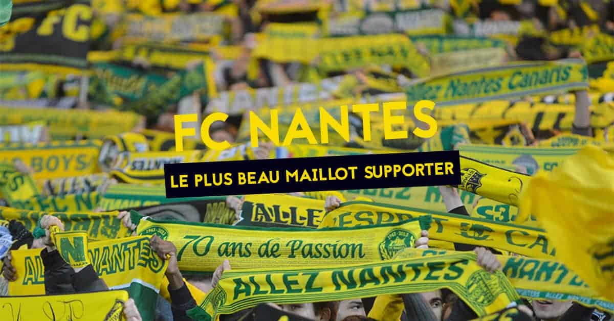 maillot supporters fcn