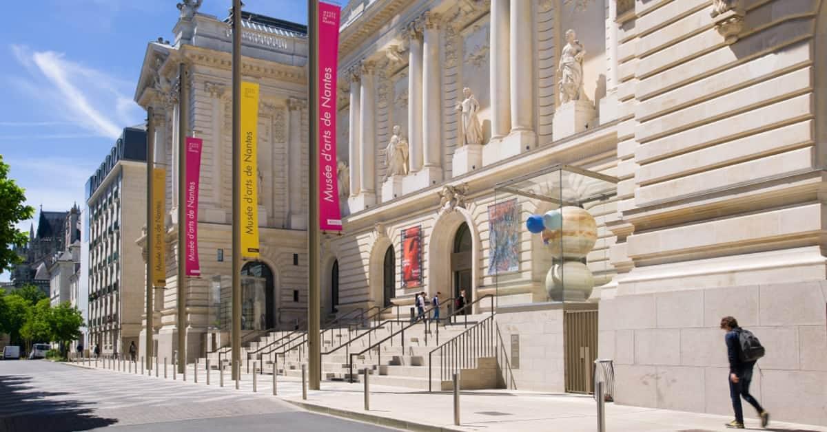 Musée d'Arts de Nantes : Un Splash au musée !