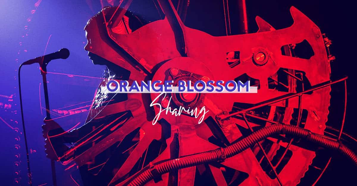 orange blossom sharing françois delarosière zenith nantes