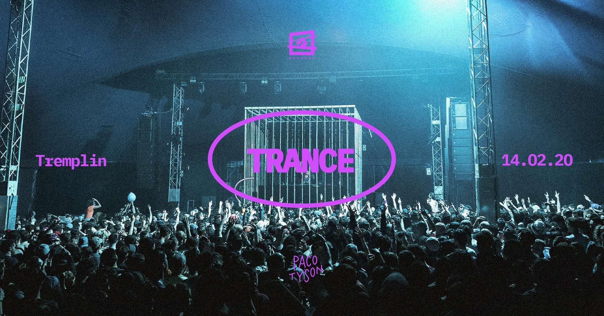 paco tremplin trance 2020