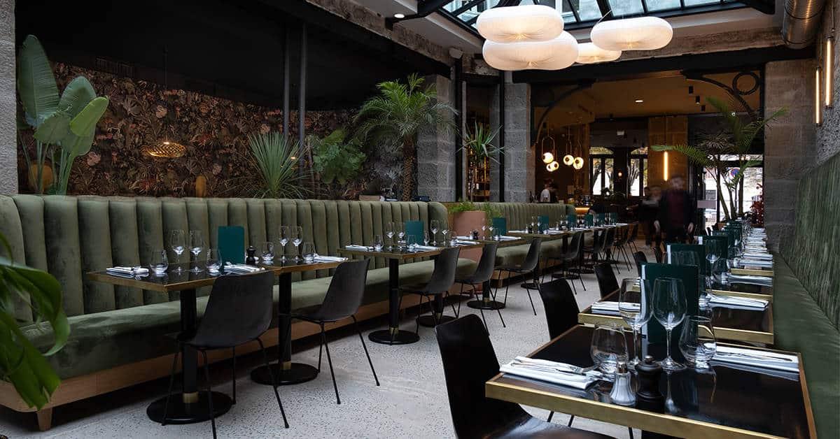 restaurant canopee nantes