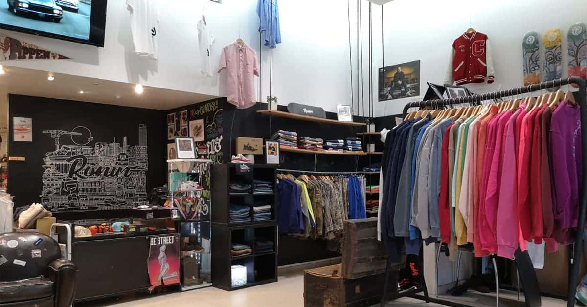 ronin magasin