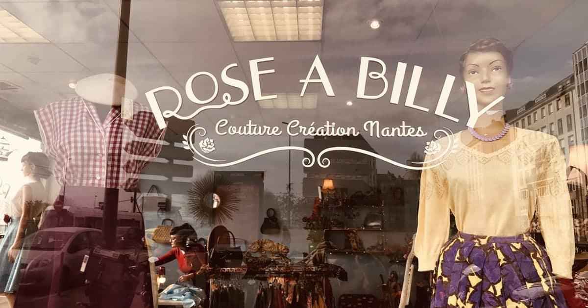 rose a billy fifties annees 50 nantes 3 rockabilly