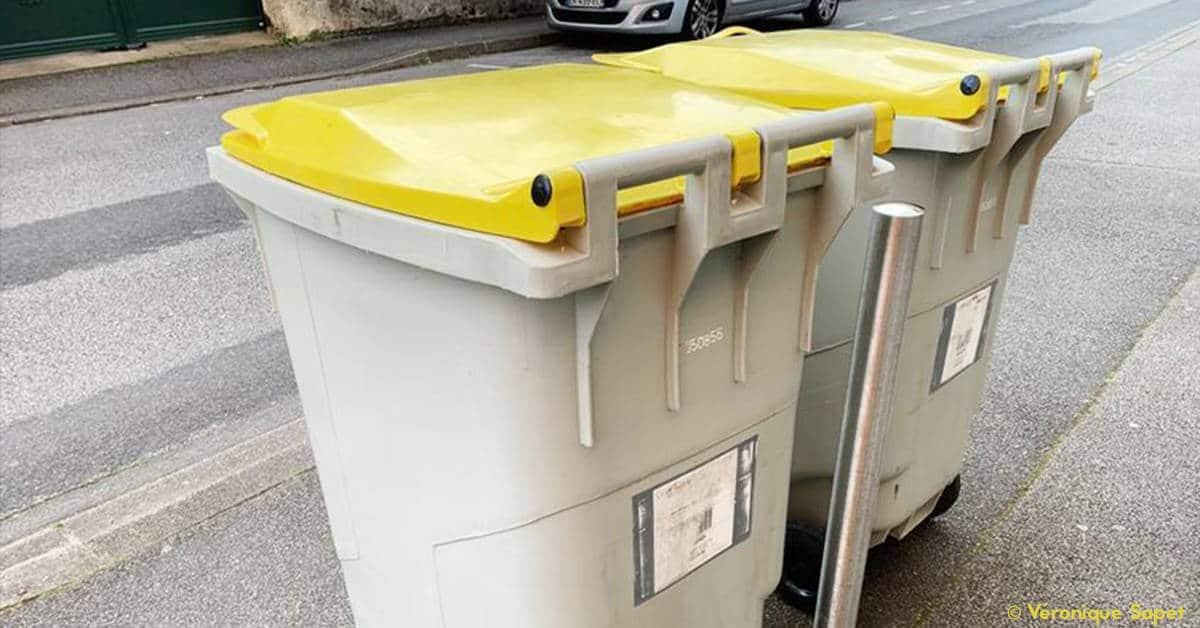 coronavirus nantes dechets recyclables